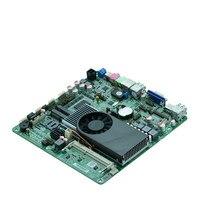 Trung quốc Giá Rẻ Intel I3-3217U Bộ Vi Xử Lý kỹ thuật số biển khách hàng Mỏng POS board all in one mini pc bo mạch ch