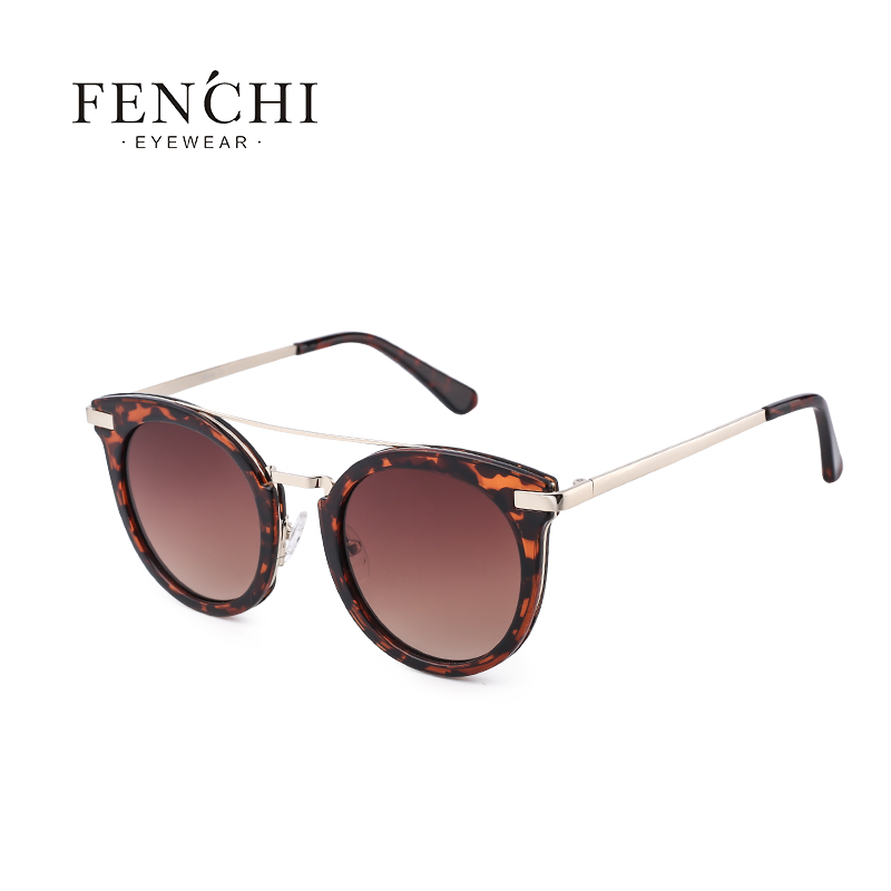 2019 new polarized lady sunglasses fashion trend frame series sunglasses 8