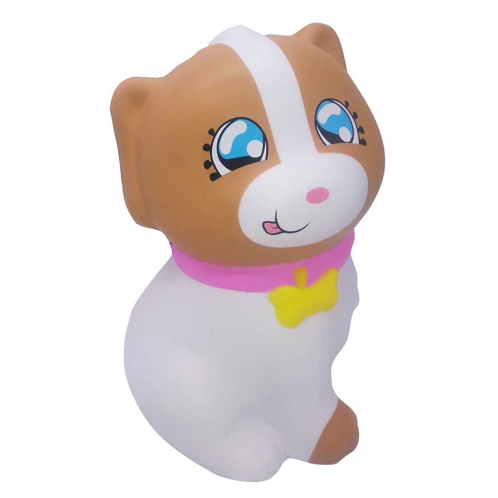 2019 Cute Huge Adorable Dog Slow Rising Kids Fun Stress Reliever Decompression Toy High Quality Dropshiping W618