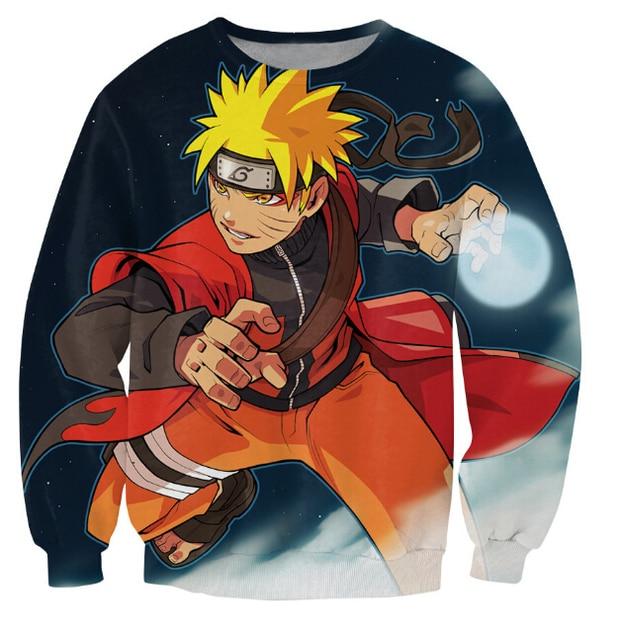 Dragon Ball Z Comic Goku Print 3D Sweatshirt