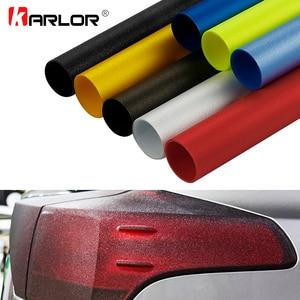 Image 1 - 30x150cm Car Light Tint Vinyl Film Protective Matte Pearl Lighting Flash Point Auto HeadLight Taillight Wrap Car Sticker Styling