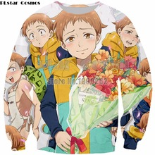 PLstar Cosmos Classic Anime The Seven Deadly Sins Harajuku Sweatshirt new style hoodies tops Plus size XS-7XL drop shipping