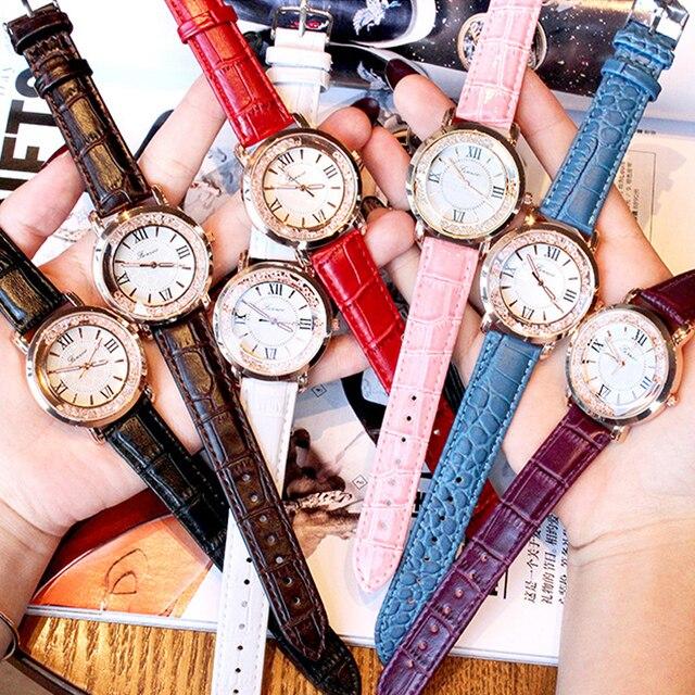 Fashion Watch Luxury Casual Women's Watches Quartz Women Wrist Watch female Ladies Watch bayan kol saati relogio feminino