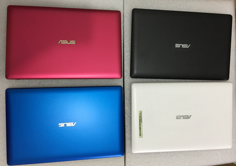 LCD BACK COVER A SHELL FOR ASUS X200CA X200M WITH HINGES 11.6 PART 13NB02X6AP0101/X5AP010/X7AP010/X8AP010 MORE COLOR