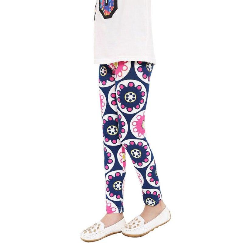 Low-Price-Spring-Summer-Girls-Leggings-Casual-Fashion-Vintage-Flower-Kids-Legging-Elastic-Waist-Children-Girls-Pants-8-14-Year-4