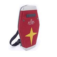 ญี่ปุ่นอะนิเมะ GUNDAM กระเป๋านักเรียนโรงเรียนเอวกระเป๋า Messenger แขน RX 78 เดียวไหล่กระเป๋า