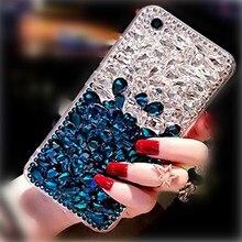 1 шт. Модный чехол для ZC600KL роскошный Кристальный бриллиантовый, блестящий прозрачный чехол для телефона для Asus Zenfone 5 Lite/ZC600KL