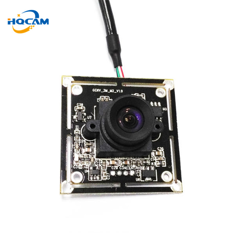 HQCAM Full Hd 1080p MJPEG 30fps/60fps/120fps High Speed CMOS OV2710 Mini CCTV Android Linux UVC Webcam Usb Camera Module Indust 1080p 30fps 60fps 120fps ov2710 cmos mini black and white monochrome usb camera for android linux raspberry pi windows mac os