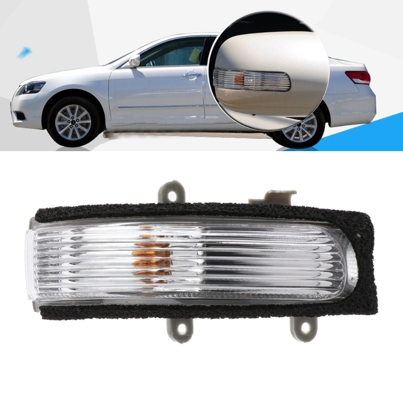 Car Styling Left Is Cab /Right Is Co-pilot Rearview Turn Signal Mirror Lamp LED Light For CAMRY VIOS Automobiles Signal LampCar Styling Left Is Cab /Right Is Co-pilot Rearview Turn Signal Mirror Lamp LED Light For CAMRY VIOS Automobiles Signal Lamp