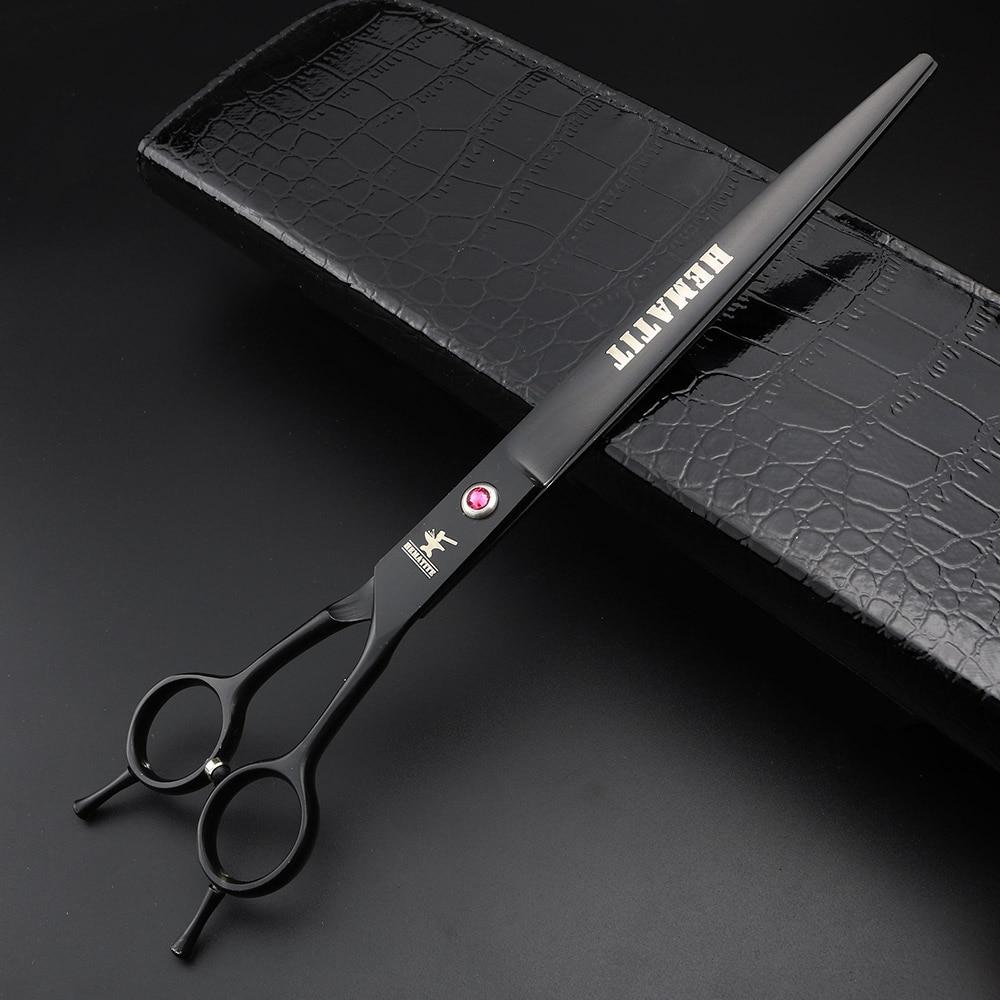 9 inch cutting scissors barber scissors hair salon professional hairdressing scissors 440C stainless steel stylist hairdressing