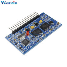 5V DC-AC Pure Sine Wave Inverter SPWM Driver Board EGS002 12Mhz Crystal Oscillator EG8010 + IR2113 Driving Module(China)