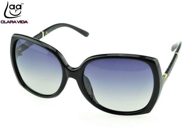 850e9e89c2 MARCA de Estilo de VIDA de Las Mujeres gafas de Sol Polarizadas de Lujo  CLARA Enclavamiento