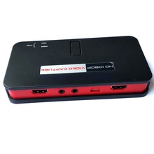 2017 new video vhs player recorder convert HDMI YPbPr input to USB Flash font b Disk