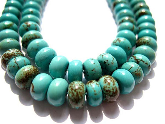 high quality bulk turquoise stone green jewelry beads 4x7mm--5strands 16inch/per strandhigh quality bulk turquoise stone green jewelry beads 4x7mm--5strands 16inch/per strand