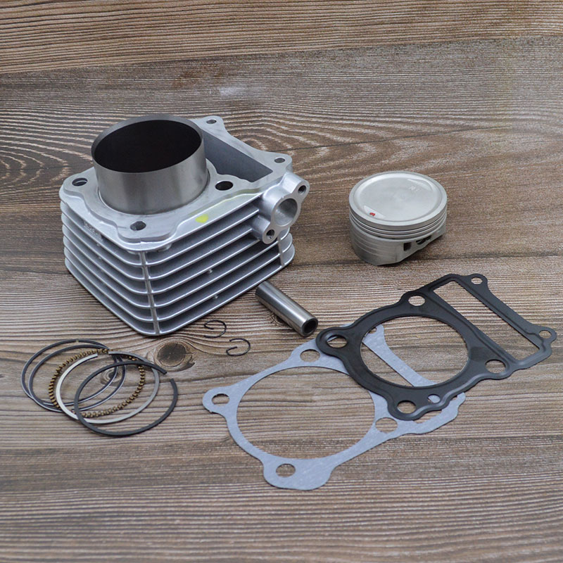 Motorcycle Cylinder Kit 65 5mm Big Bore 165c c for Suzuki GN125 GS125 EN125 2A EN125HU