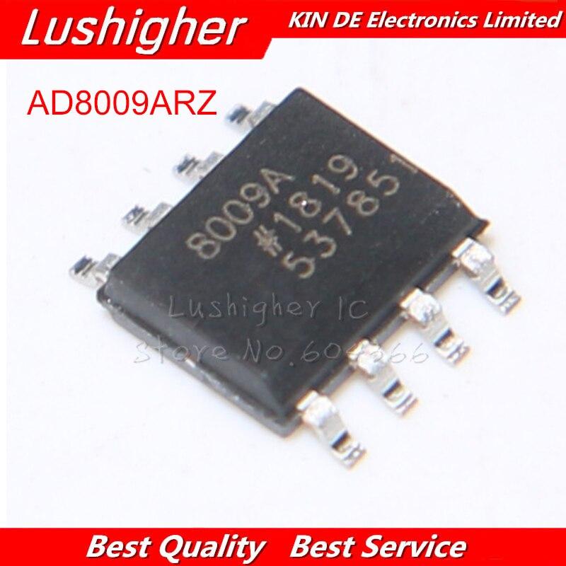 5PCS AD8009ARZ SOP8 AD8009 SOP AD8009AR SMD New Original IC