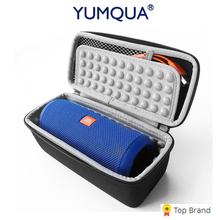 Portable Travel Carrying Case For JBL Flip 2 3 4 Storage Hard Cover Zipper Sleeve Anker SoundCore 1/2 Speaker Bag Pouchs