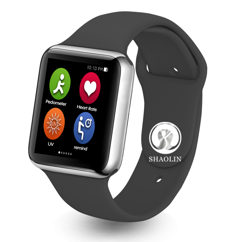 42mm Bluetooth Smart Watch Series 4 Upgrade 1 1 SmartWatch case for Apple ios iphone Android