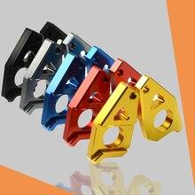 Moto pièces accessoires CNC ajusteurs de chaîne tendeurs Catena pour Yamaha TMAX 530 YZF R1 2005 2007 2008 2009 2010 2011 2015