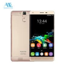 "Oukitel K6000 Pro MTK6753 Octa Core Smartphone 5.5 ""Pantalla 2.5D FHD 3G RAM 32G ROM del Teléfono Móvil 6000 mAh 4G LTE Teléfono Móvil"