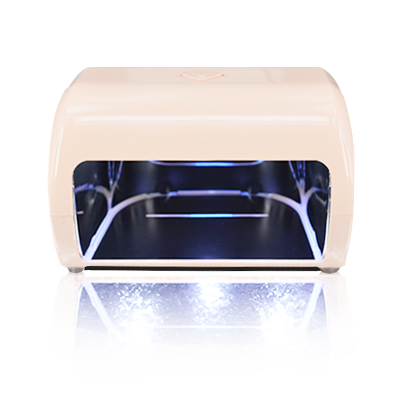 ZKO 1 Pc New Original Nail Dryer Machine 9W Light 30S 60S 90S Drying Profession LED UV Lamp For UV Gel LED Gel Nail Art Tools free shipping men women tourmaline self heating magnetic therapy vest waistcoat back protection back support