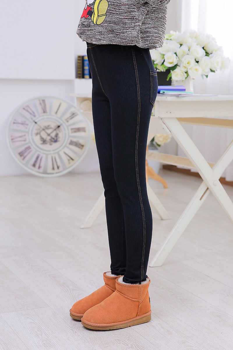 Jeans Leggings for Women - Blue or Black - One Size Fits Alll - image HTB1CUDMSFXXXXcuXFXXq6xXFXXXy on https://awesomeleggingstore.com