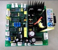 ZX7 400 (380V) PCB with IGBT half bridge and full bridge by Hybrid vertical control for riland style mma inverter welder