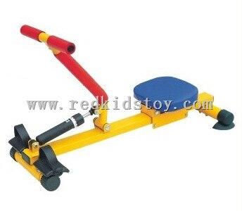 Gym pour enfants haute qualité enfants équipement de Fitness unique rameurs 14082-1