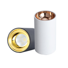 Thrisdsar surface mount LED cylinder spotlight bedroom kitchen panel light 5W 7W 10W 12W 15W 18W COB