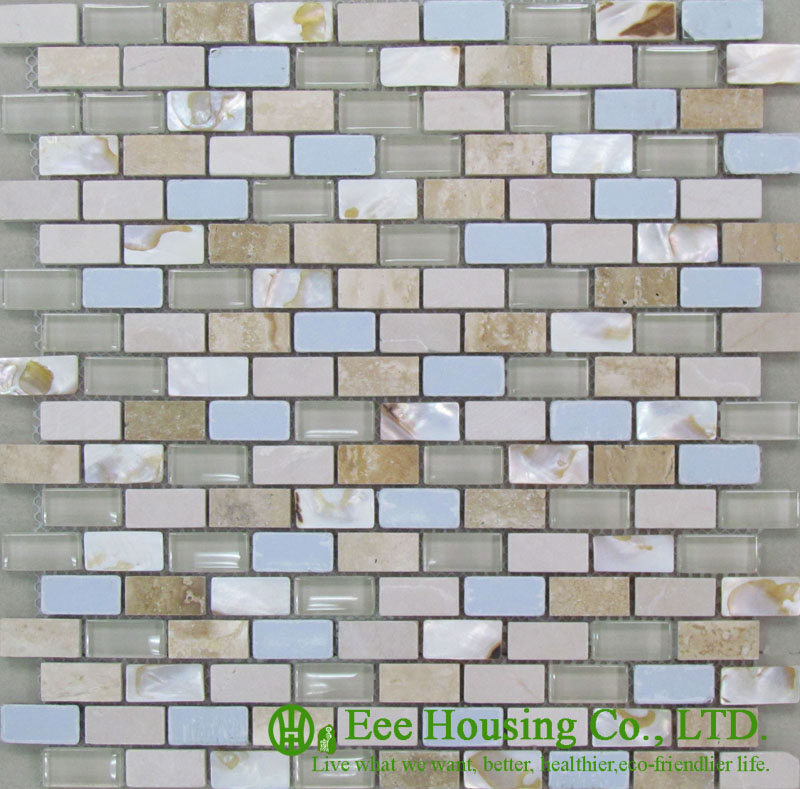 Mosaic Tiles For Sale, Shell Series Mosaic Tile Factory In China For House Decoration,Natural Shell Mosaic Tiles