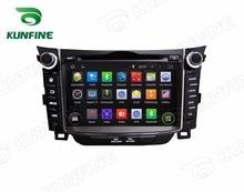 Octa Core 2GB RAM Android 6.0 Car DVD GPS Navigation Multimedia Player Car Stereo for HYUNDAI I30 2011-2014 Radio Headunit