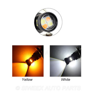 Светодиодная лампа дневного света P21 1157 BAY15D T20 7443 T25 3157 16SMD 3030