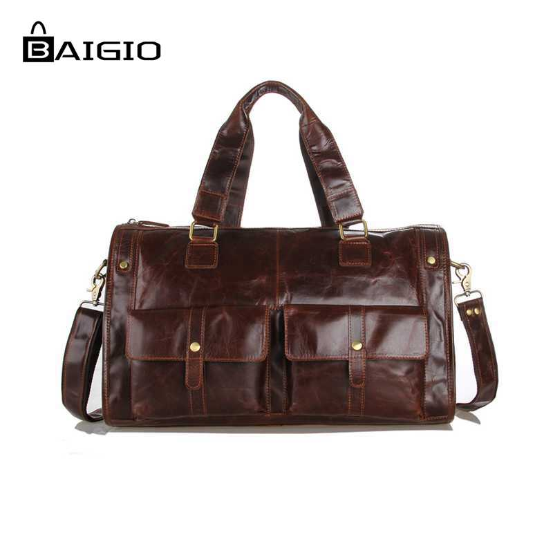 Compare Prices on Leather Hand Luggage- Online Shopping/Buy Low ...