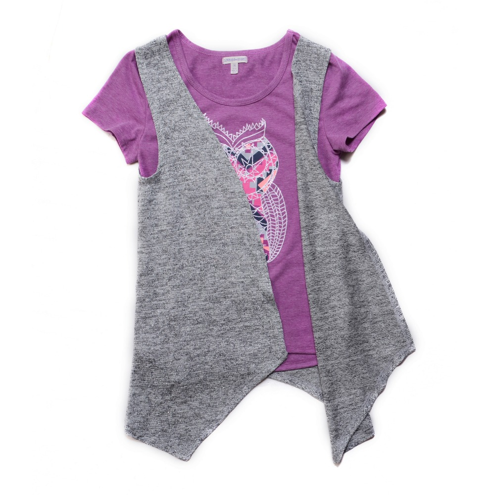 Shirt design for girl
