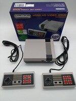 5 шт./лот HDMI вне Ретро Классический Ручные игры Семья ТВ игровой консоли детства встроенный 600 игр для ne mini HDMI
