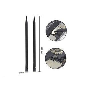 Image 5 - 14 en 1 universel ordinateur portable outils de réparation Torx tournevis ensemble téléphone ouverture ventouse outils à main ensemble pour montre téléphone Kit de réparation