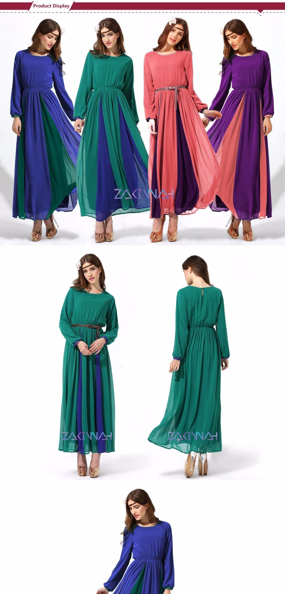 Islamic clothing for women abaya