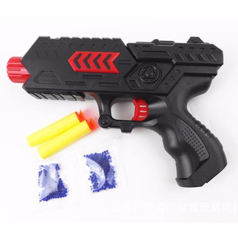 Paintball Toy Gun Soft Bullet Pistol CS Game Water Crystal Gun Air Gun Boy Toy Plastic Gift Kids Gifts Toy For Children