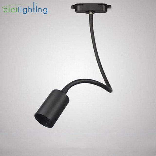 L40cm Hose Neck E27 Track Light