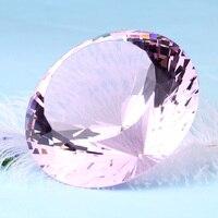 200 мм Огранка кристалла пресс папье Рождественский подарок фэн шуй украшения дома экспресс доставка