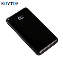 Rovtop Portable 5V 6x18650 Power Bank Battery Box Shell Case DIY Type C Micro USB Mobile Phone Charger Box Case Z2