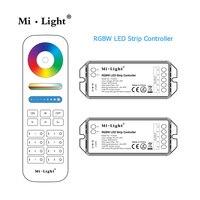 Mi Light 2 4G RF Milight 8zones RGBW Smart LED Remote Control System FUT089 FUT044 15A