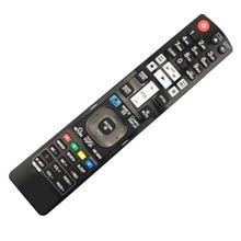 Novo controle remoto para lg blu ray dvd player controlador akb72975301 72975305 akb73375504 akb73615707 huayu