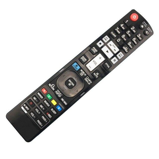 Yeni uzaktan kumanda Lg Blu ray DVD OYNATICI denetleyici AKB72975301 72975305 AKB73375504 AKB73615707 huayu