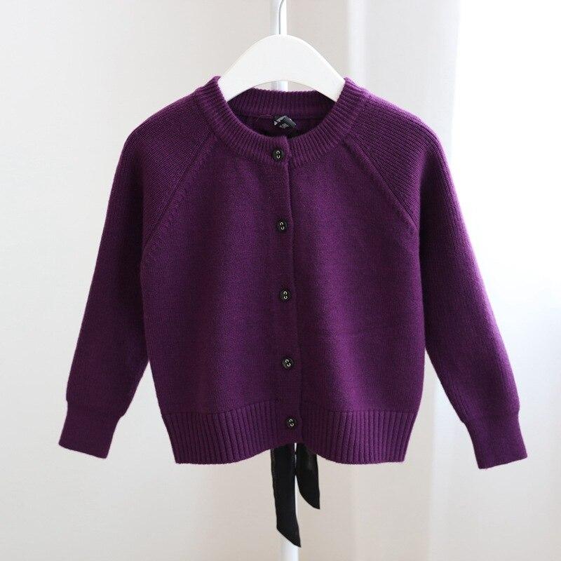 Mega Discount #6846 2018 Autumn Winter Baby Girls Sweater