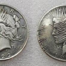 Скретч Бэтмен Темный рыцарь Харви два лица монета(1922) копия
