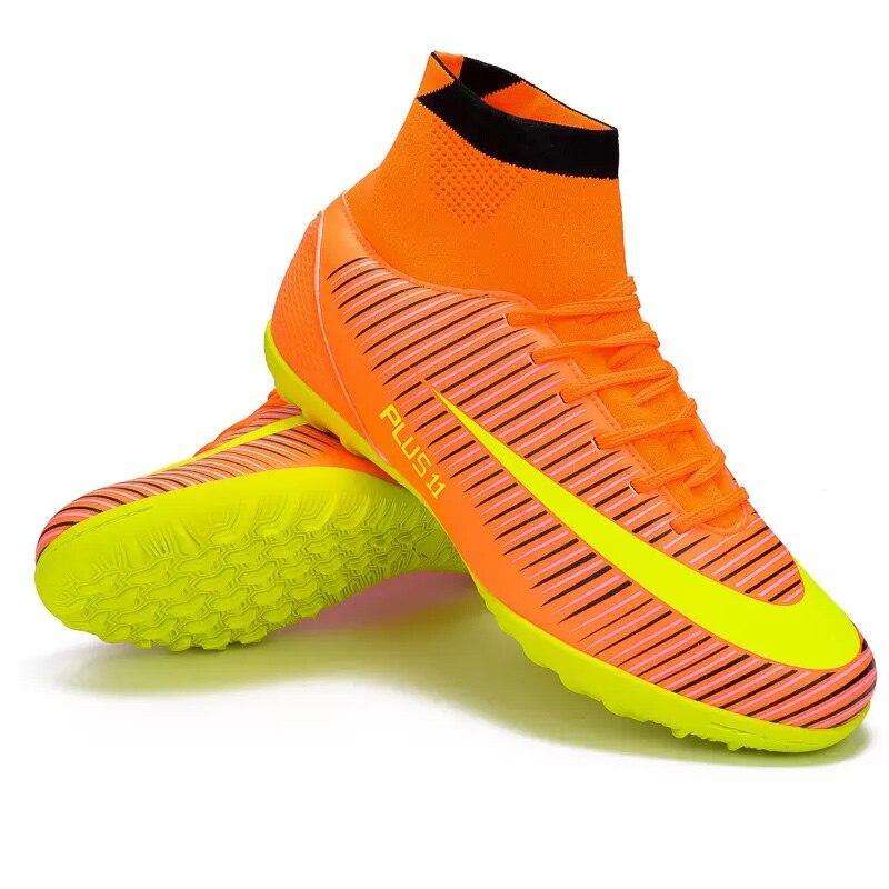 נוער מבוגרים TF דשא חיצוני כדורגל כדורגל אימון עיסוק נעלי ספורט סניקרס בית ספר כדורגל צוות של ספורט מאמני