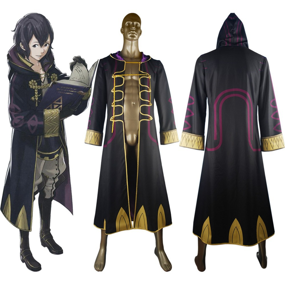 Vatra Emblem: Buđenje Cosplay Robin Overcoat Halloween kostim - Karnevalske kostime