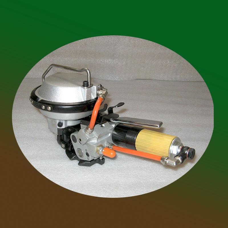 A480 / KZ-19 Combinazione pneumatica Reggiatrice in acciaio, - Utensili elettrici - Fotografia 1