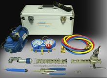 VALUE 7in1 VTB-5A Refrigeration Repair Tool Set With Aluminum alloy box